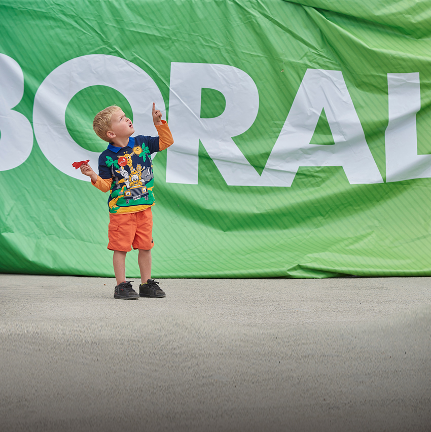 Boral Quarries Open Day