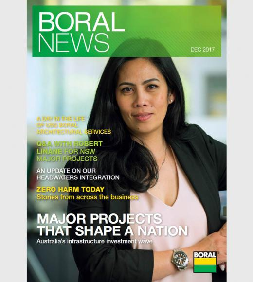 Boral News Issue 2, 2017